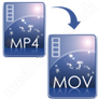 MP4 to MOV (QuickTime)