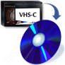 VHS-C to DVD